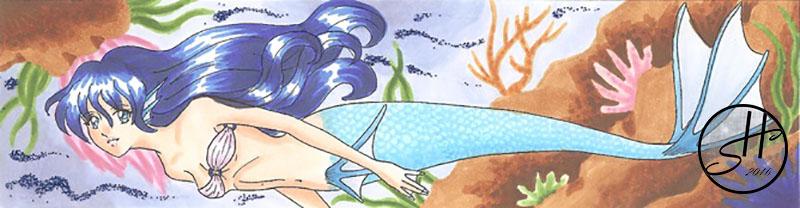 BuMa Meerjungfrau